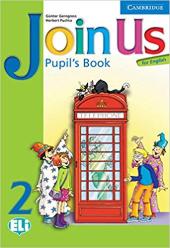 Join Us for English 2 PB - фото обкладинки книги