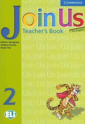 Підручник Join Us for English 2 Teacher's Book