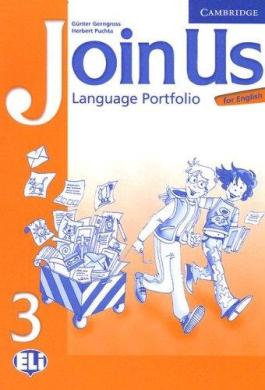 Посібник Join Us for English 3 Language Portfolio