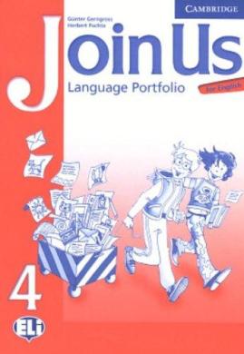 Join Us for English 4 Language Portfolio: Level 4 - фото книги
