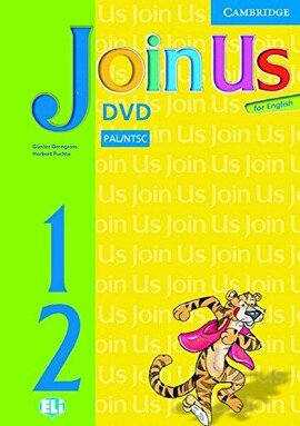 Join Us for English Levels 1 and 2 DVD - фото книги