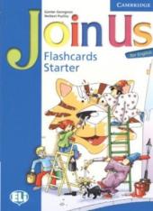 Підручник Join Us for English Starter Flashcards