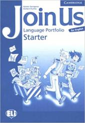 Join Us for English Starter Language Portfolio - фото обкладинки книги