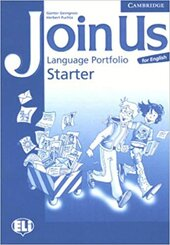 Книга для вчителя Join Us for English Starter Language Portfolio