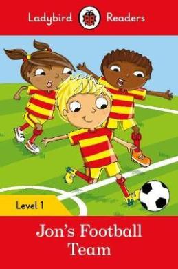 Jon's Football Team - Ladybird Readers Level 1 - фото книги