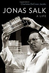 Jonas Salk: A Life - фото обкладинки книги