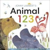 Jonny Lambert's Animal 123 - фото обкладинки книги