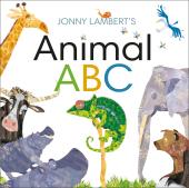 Jonny Lambert's Animal ABC - фото обкладинки книги