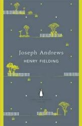 Joseph Andrews - фото обкладинки книги