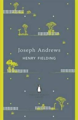Joseph Andrews - фото книги