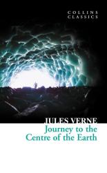 Journey to the Centre of the Earth - фото обкладинки книги