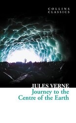 Journey to the Centre of the Earth - фото обкладинки книги