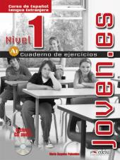 Joven.es 1 (A1). Cuaderno de ejercicios + CD audio - фото обкладинки книги