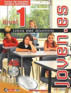 Joven.es 1 (A1). Libro del alumno + CD audio - фото книги