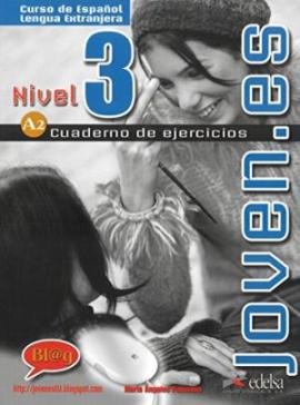 Joven.es 3 (A2). Cuaderno de ejercicios + CD audio - фото книги
