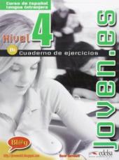 Joven.es 4 (B1). Cuaderno de ejercicios + CD audio - фото обкладинки книги