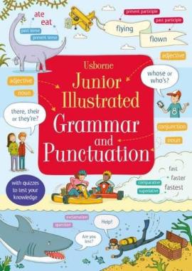 Книга Junior Illustrated Grammar and Punctuation