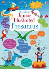 Junior Illustrated Thesaurus Junior Illustrated Thesaurus - фото обкладинки книги