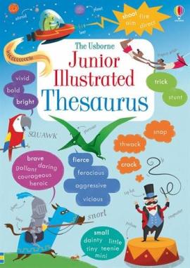 Junior Illustrated Thesaurus Junior Illustrated Thesaurus - фото книги