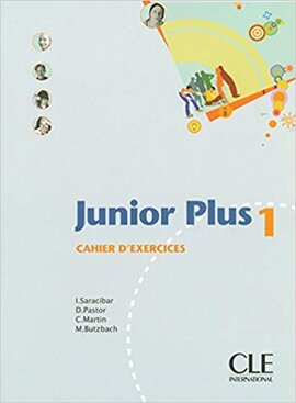 Junior Plus 1. Cahier d'exercices - фото книги