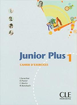 Junior Plus 1. Cahier d'exercices - фото книги