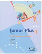 Junior Plus 1. CDs Collectifs (набір із 3 аудіодисків) - фото обкладинки книги