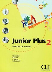 Junior Plus 2. Guide pedagogique (Livre Du Professeur) - фото обкладинки книги