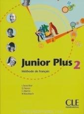 Junior Plus 2. Livre de L'eleve - фото обкладинки книги
