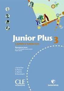 Junior Plus 3. Cahier d'exercices - фото книги