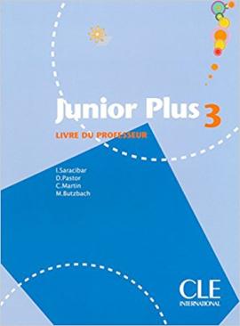Junior Plus 3. Guide pedagogique (Livre Du Professeur) - фото книги