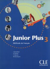 Junior Plus 3. Livre de L'eleve - фото обкладинки книги