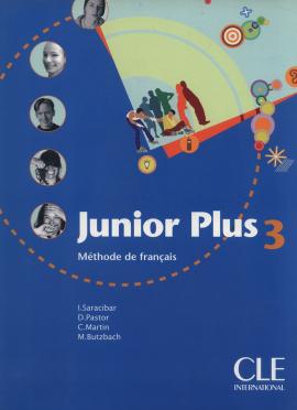 Junior Plus 3. Livre de L'eleve - фото книги