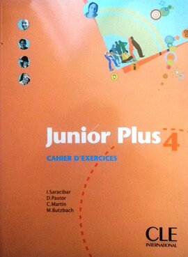 Junior Plus 4. Cahier d'exercices - фото книги