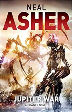 Jupiter War. Owner Trilogy. Book 3 - фото книги
