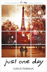 Just One Day - фото обкладинки книги