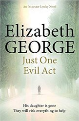 Just One Evil Act : An Inspector Lynley Novel: 15 - фото обкладинки книги