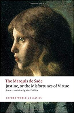 Justine, or the Misfortunes of Virtue - фото книги