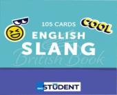 Картки англійських слів English Slang. 105 карток - фото обкладинки книги