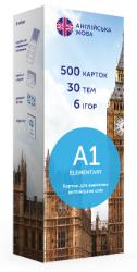 Посібник Картки для вивчення англійської мови English Student Elementary А1 New