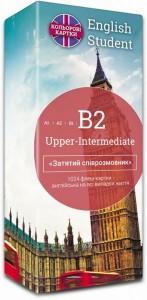 Картки для вивчення англійської мови English Student Upper-Intermediate B2