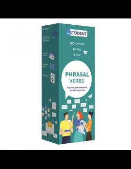 Картки для вивчення англійської мови Phrasal Verbs - фото книги