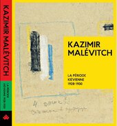 Kazimir Malvitch. La Priode Kivienne 1928-1930 - фото обкладинки книги