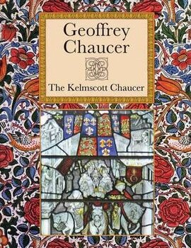 Книга Kelmscott Chaucer