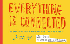 Keri Smith: Everything is Connected - фото книги