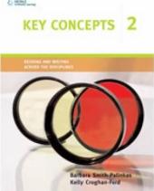 Key Concepts 2 : Reading and Writing Across the Disciplines - фото обкладинки книги