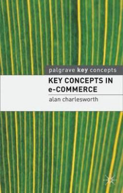 Книга Key Concepts in e-Commerce