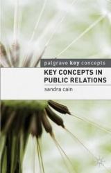 Key Concepts in Public Relations - фото обкладинки книги