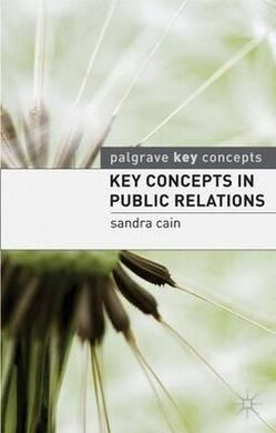 Key Concepts in Public Relations - фото книги