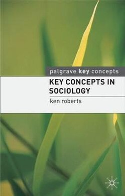 Key Concepts in Sociology - фото книги