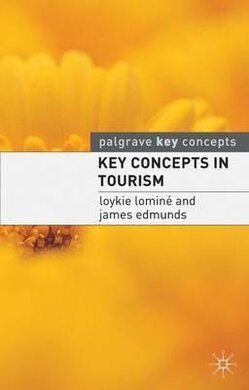 Key Concepts in Tourism - фото книги